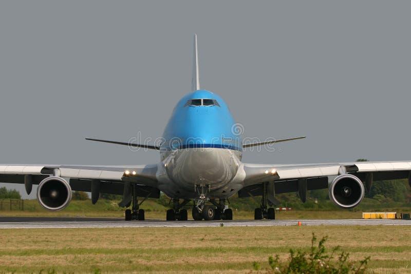 Boeing 747 photo stock