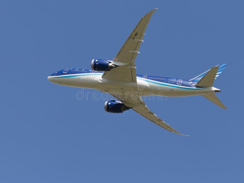 Boeing 757-8 lizenzfreie stockfotografie