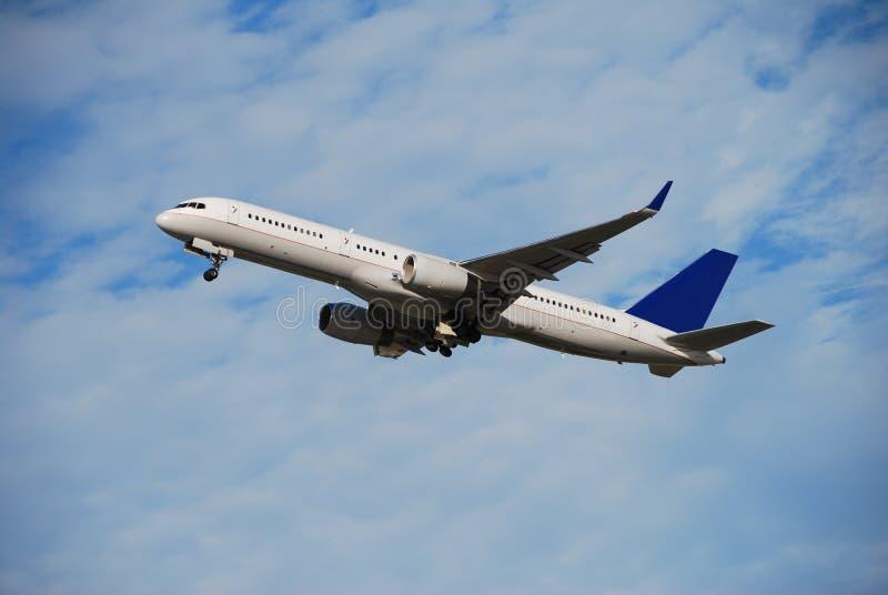 Download Boeing 757 passenger jet stock image. Image of plane, boeing - 2192097