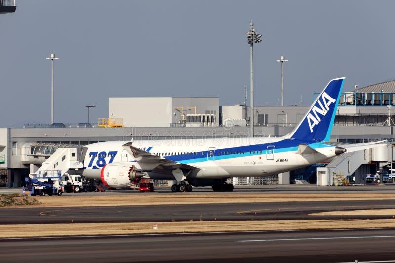 Boeing 787 aterrado na emergência
