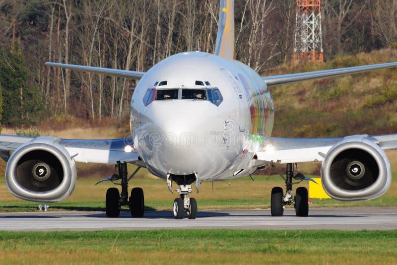 Boeing B737-529 photos stock