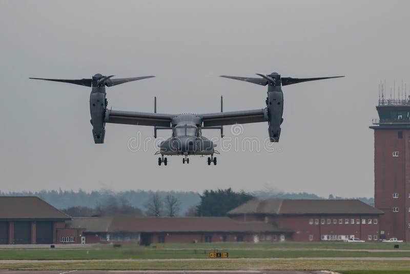 Boeing Bell V-22 Osprey foto de archivo