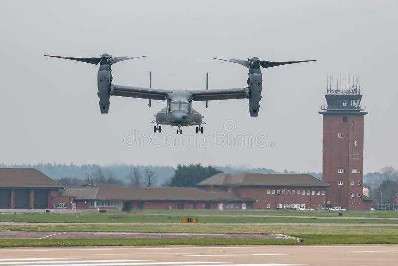 Boeing Bell V-22 Osprey imágenes de archivo libres de regalías