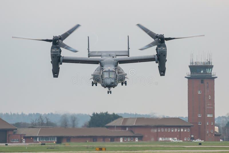 Boeing Bell V-22 Osprey imagen de archivo libre de regalías