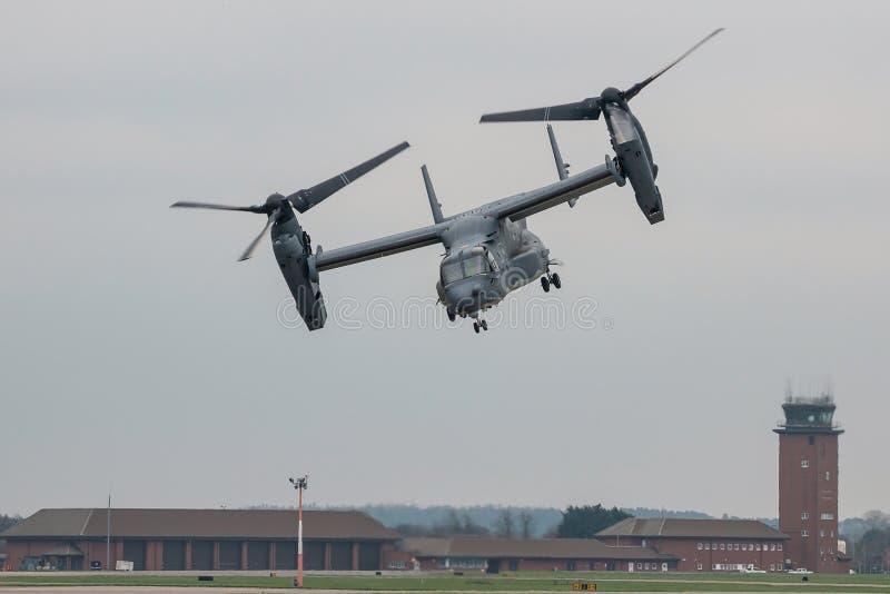 Boeing Bell V-22 Osprey fotos de archivo