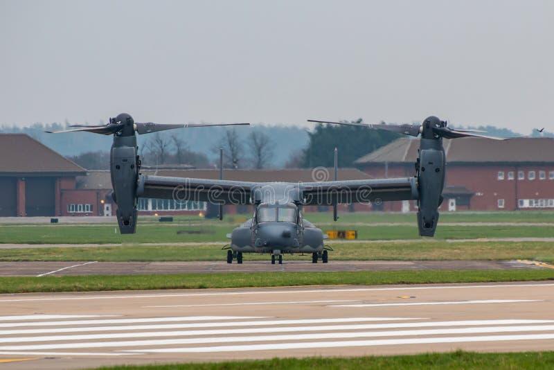 Boeing Bell V-22 Osprey foto de archivo libre de regalías