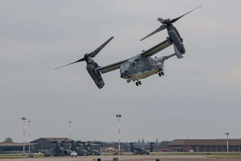 Boeing Bell V-22 Osprey imagenes de archivo