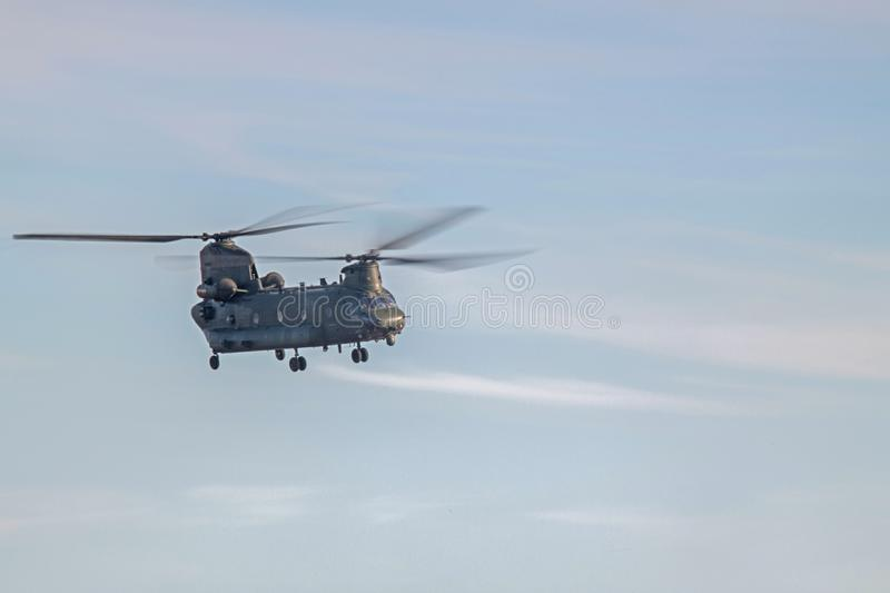 Boeing CH-47 Chinook photos stock