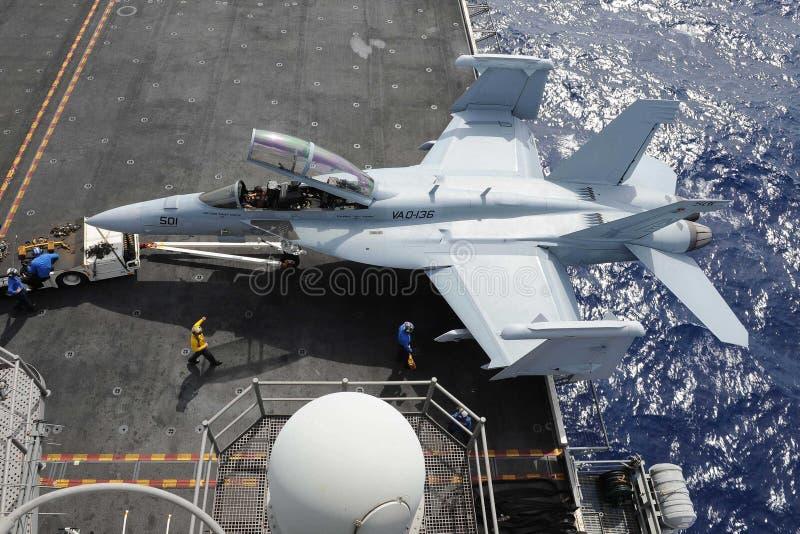 """Boeing EA-18G """" ; Growler"""" ; images libres de droits"""