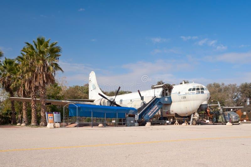 Boeing KC-97G Anak   image stock
