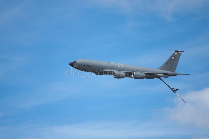 Boeing KC-135 Stratotanker stockfotos