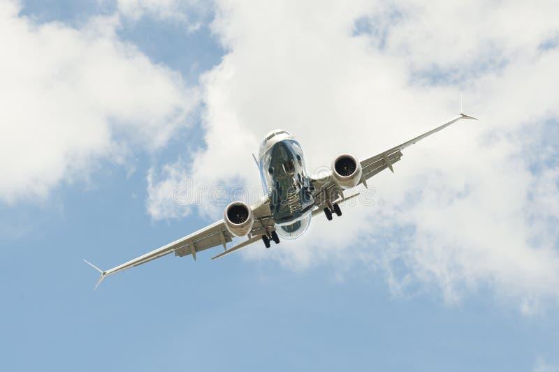 Boeing 737 MAX stock photos
