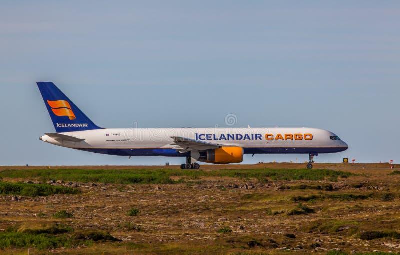 Boeing 757-200PF fotografia stock