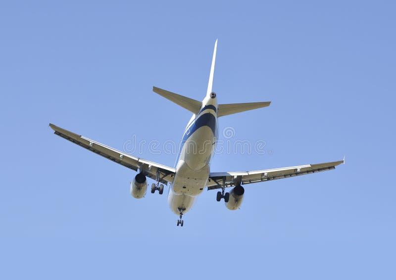 Download Boeing Samolot obraz stock. Obraz złożonej z niebo, powietrze - 27176323