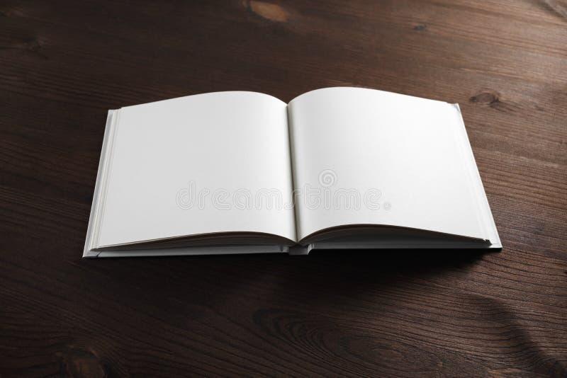 Boek of notitieboekje royalty-vrije stock fotografie