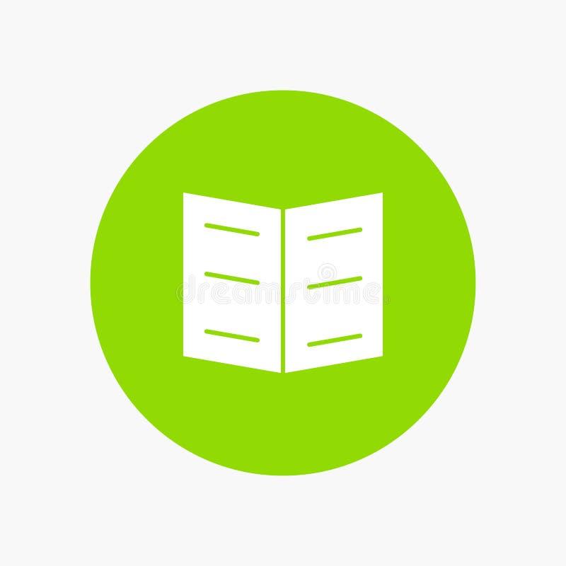Boek, Referentie, Onderwijs vector illustratie