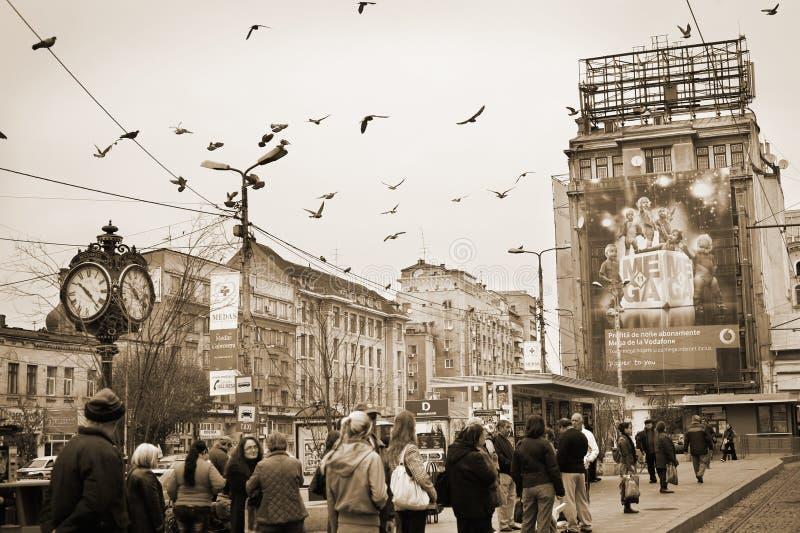 Boekarest stock afbeeldingen