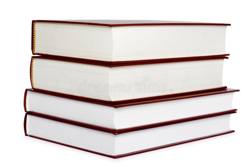Boeken stock afbeelding