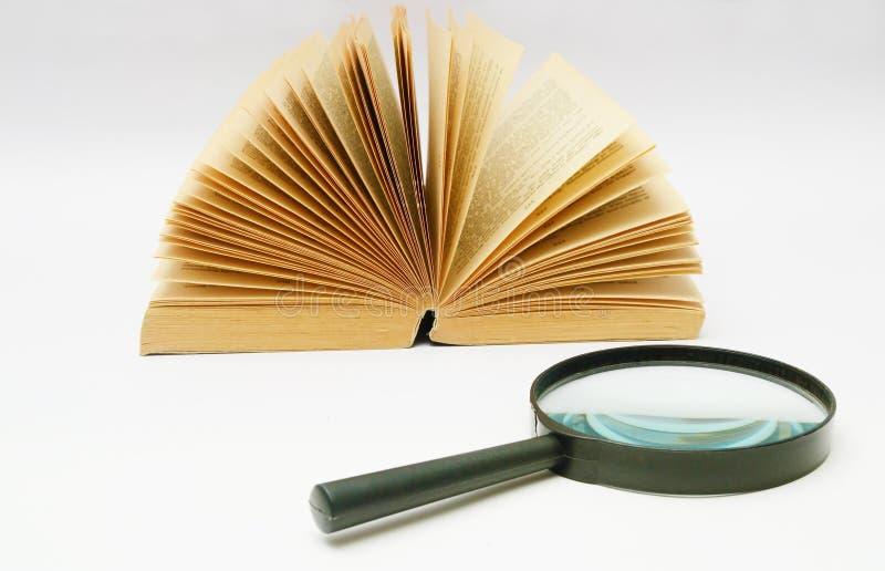 boekoverzicht royalty-vrije stock foto