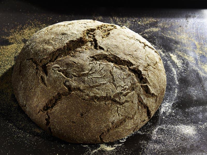 Boekweitbrood van brood royalty-vrije stock foto