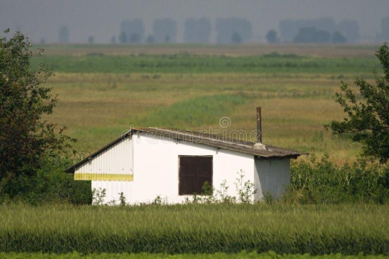 Boerderij, azienda agricola fotografie stock libere da diritti