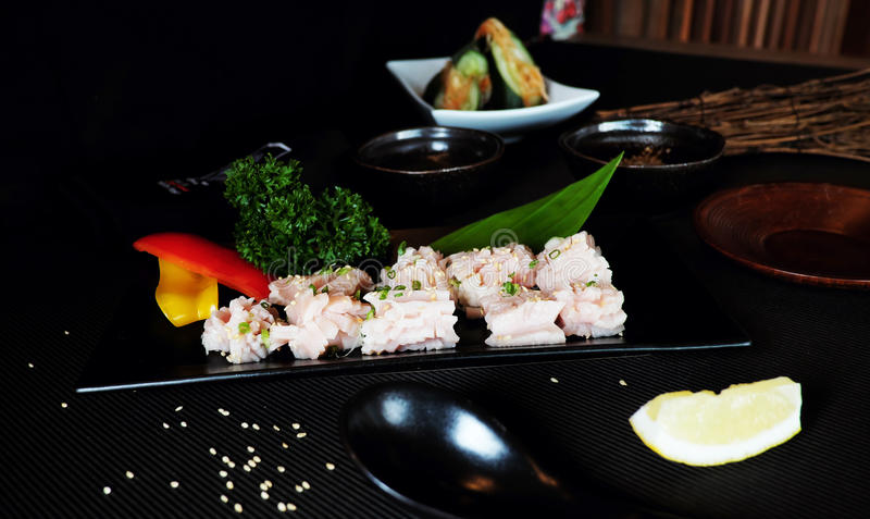 Boeuf japonais A5 de Wagyu photographie stock libre de droits