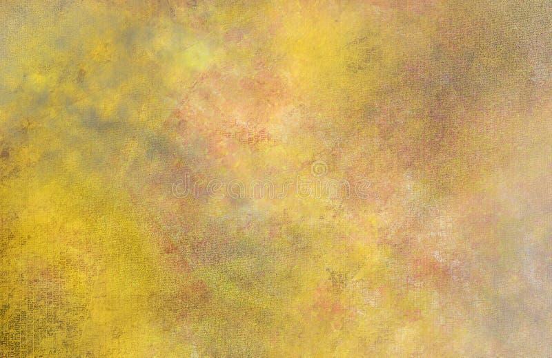 Bogactwa ciepły textured tło royalty ilustracja
