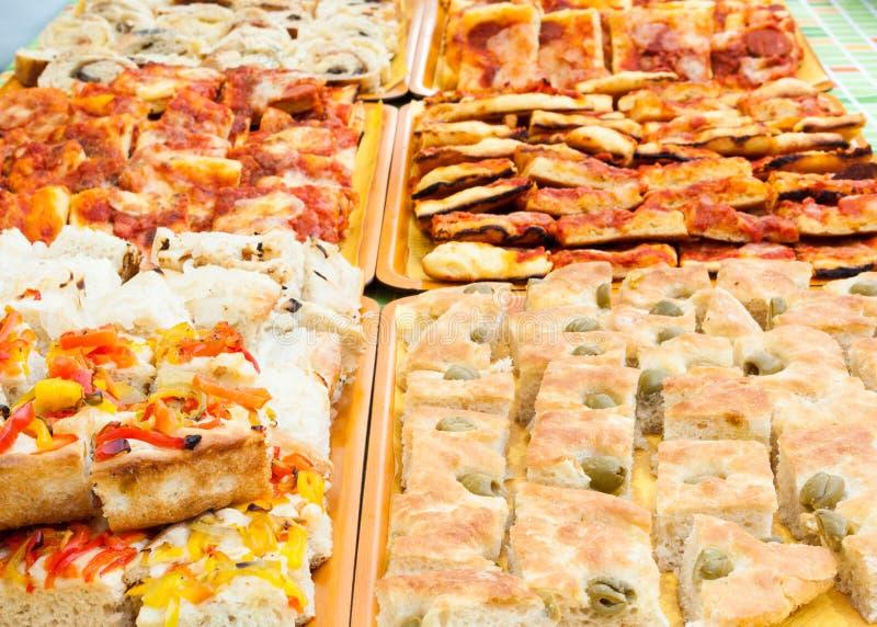 Bogaty śniadaniowy bufet zdjęcia royalty free