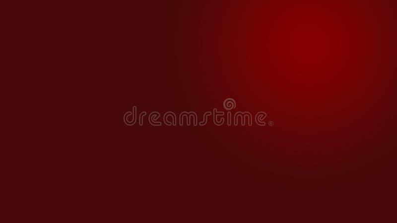 Bogaty, elegancki, czereśniowy odcień dla projekta strony internetowe, prezentacje i desktop, ilustracja wektor