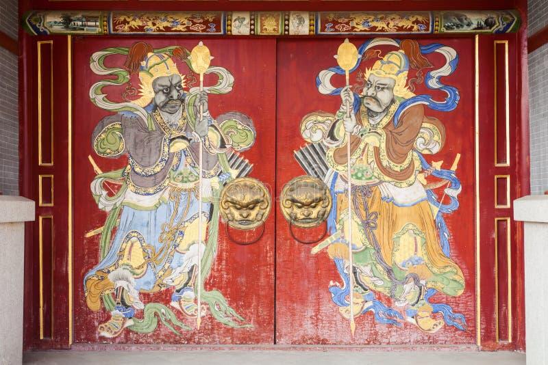 Bogd Khan Winter Palace stock image
