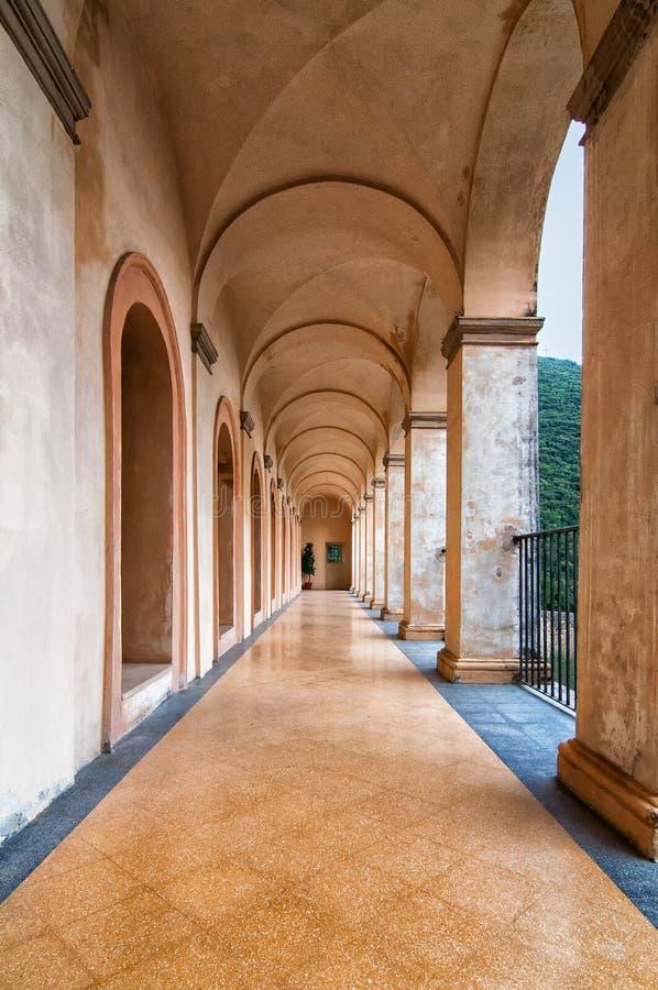 Bogen in Italië royalty-vrije stock foto