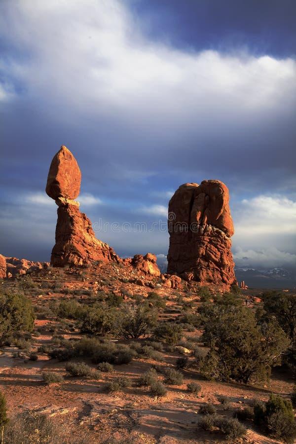 Bogen-Nationalpark stockbilder