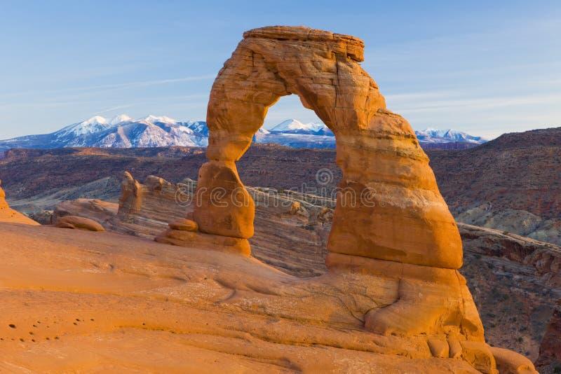 Bogen-Nationalpark lizenzfreie stockfotografie