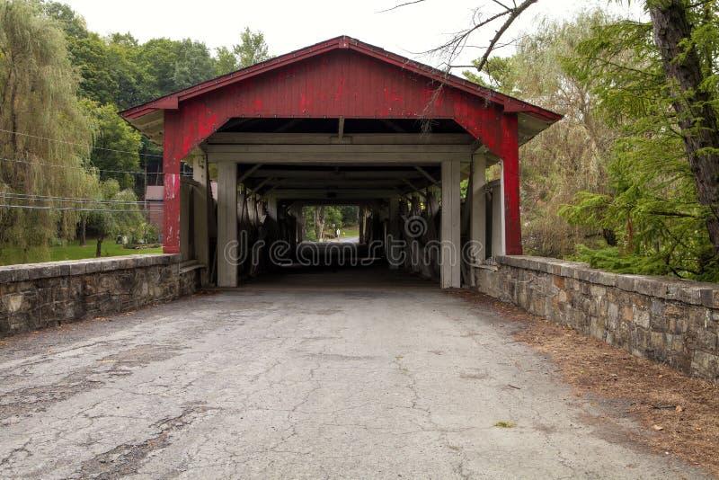 Bogert's Bridge stock image