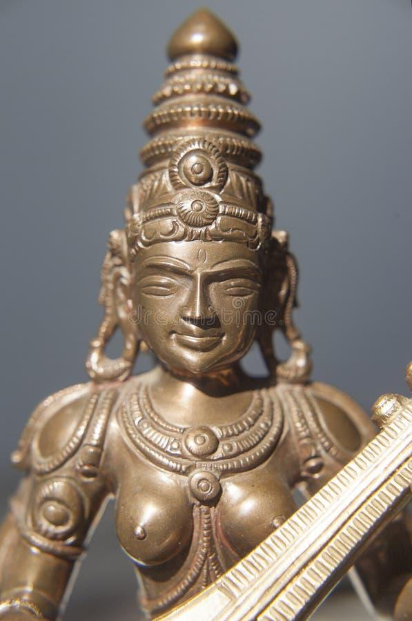 bogini hinduska obrazy stock