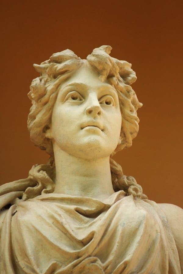 Bogini miłości Aphrodite (Wenus) zdjęcia stock