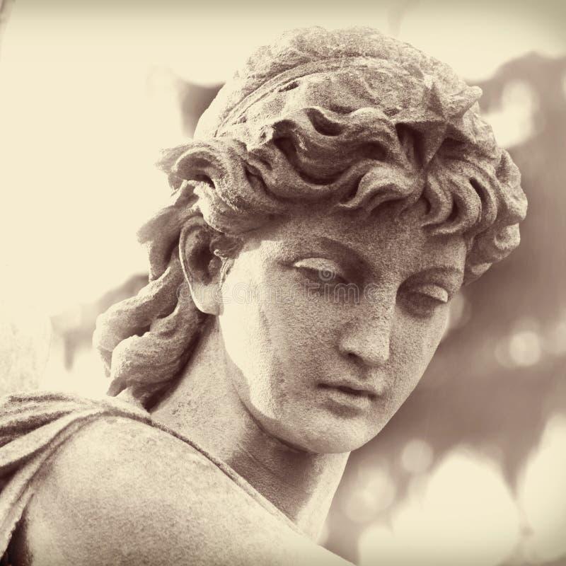 Bogini miłości Aphrodite Wenus obraz royalty free