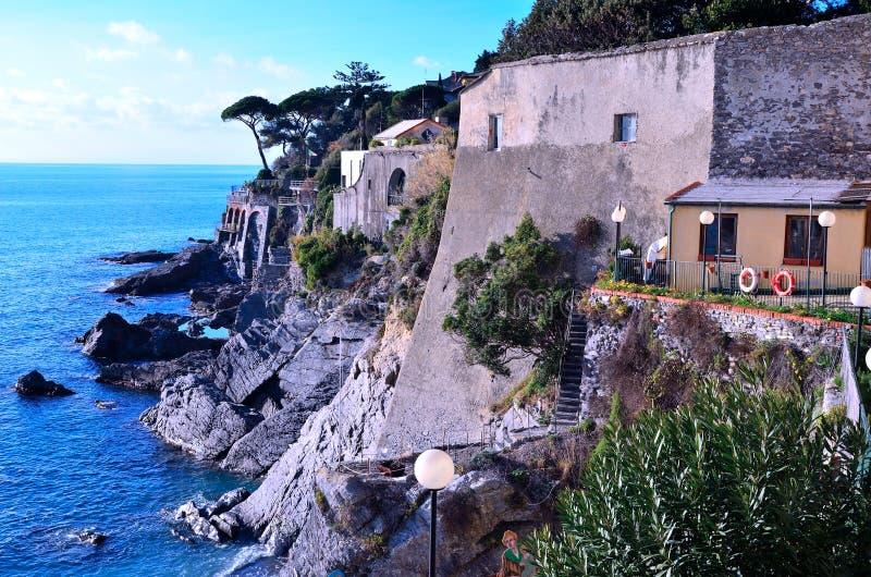 Download Bogliasco, genoa, italy stock photo. Image of architecture - 28857030