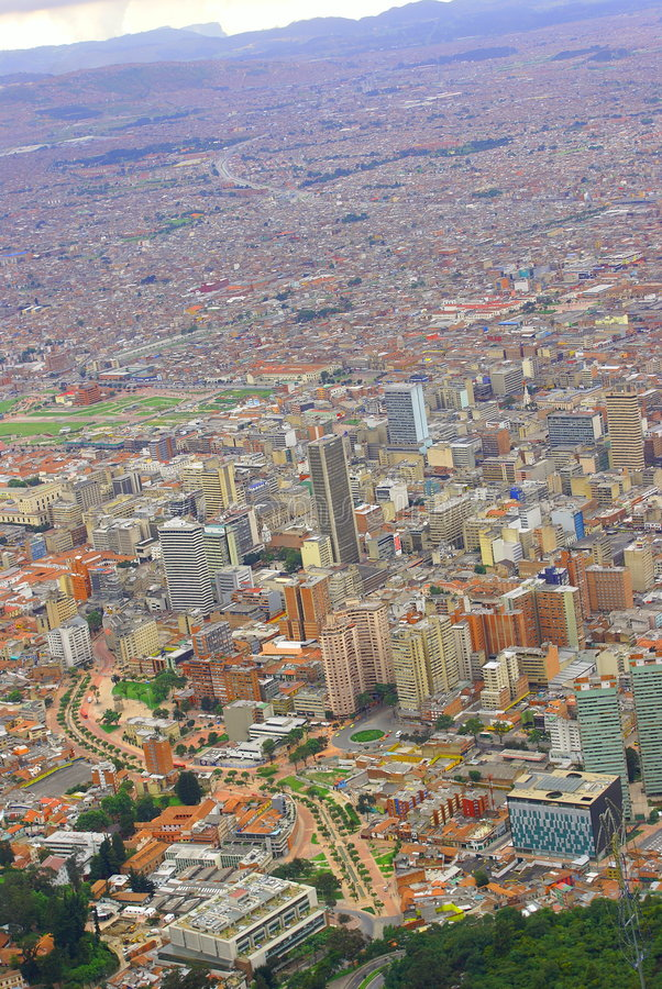 Bogotá fotografia de stock