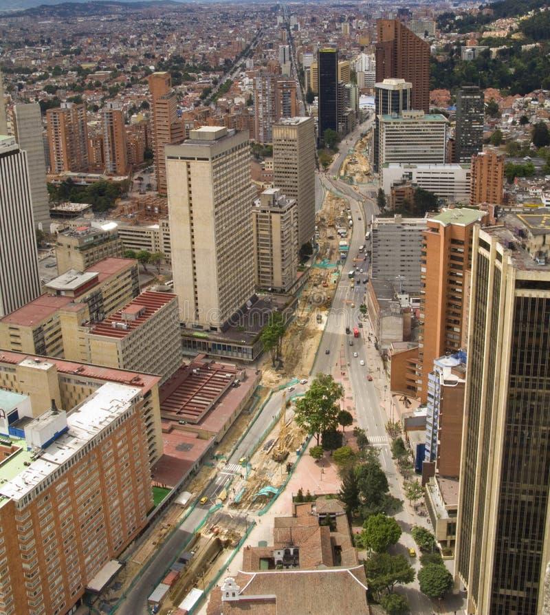 Bogotá, Colômbia fotografia de stock royalty free
