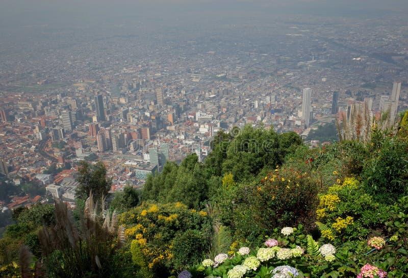 Bogotá, Colômbia imagem de stock