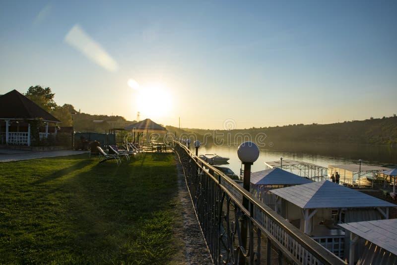 Bogotà rio no carpati Ucrânia fotos de stock royalty free