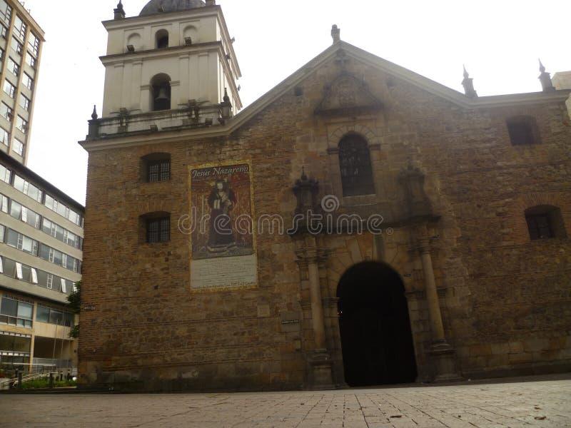 Bogota3 royalty-vrije stock foto