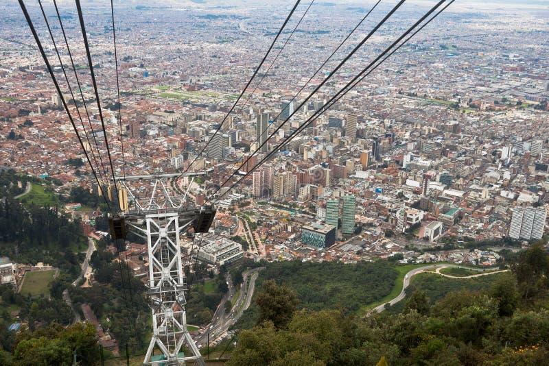 bogota colombia fotografering för bildbyråer