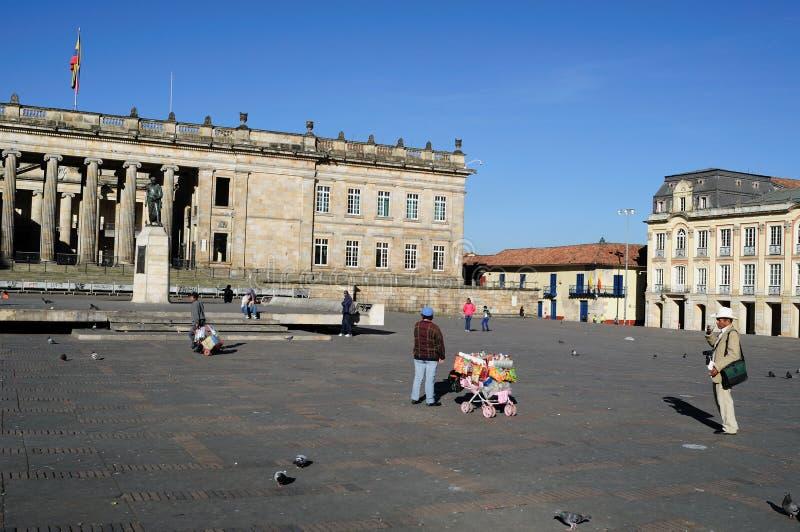 Bogota - Colombia royalty-vrije stock foto