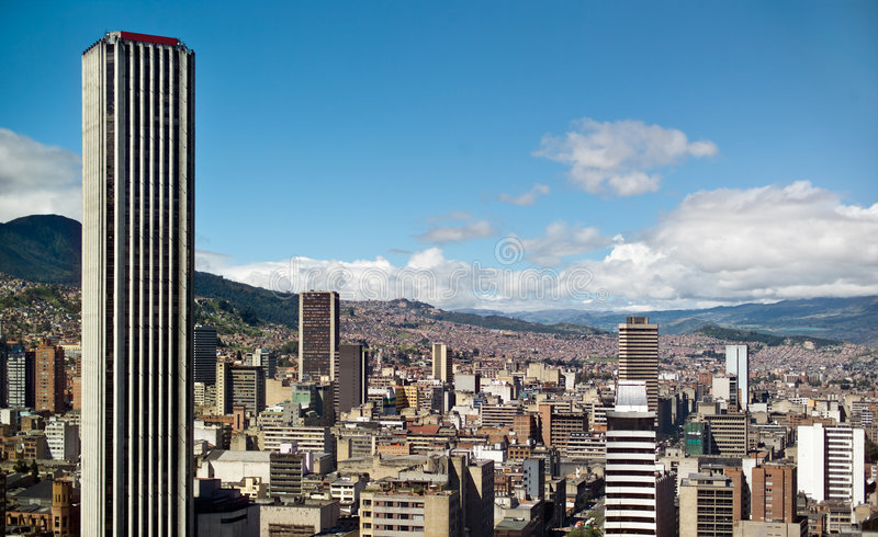 Bogota, Colombia stock fotografie