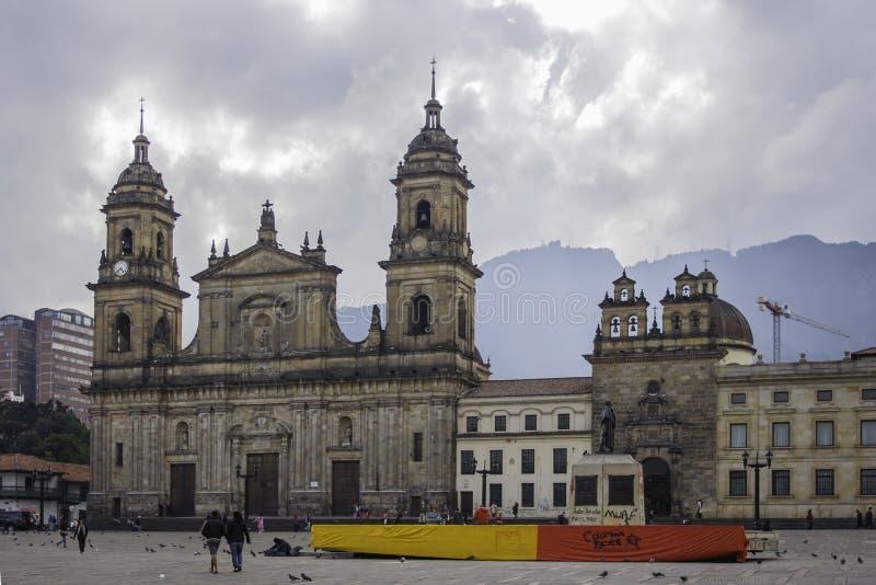 Bogota, Kolumbien stockbilder