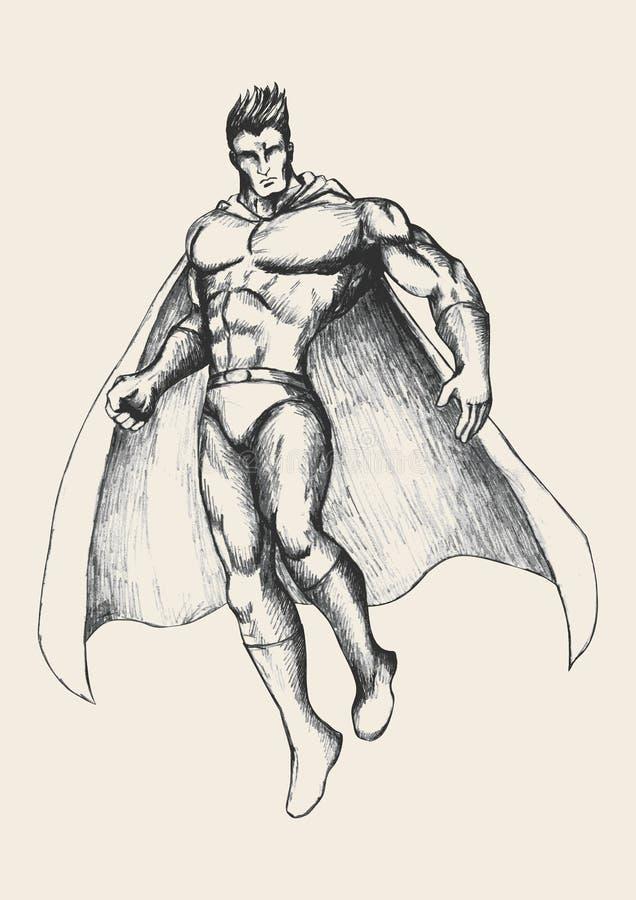 bohater royalty ilustracja