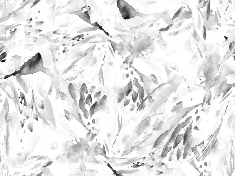 Boho kaleidoscope abstract seamless pattern. stock photo