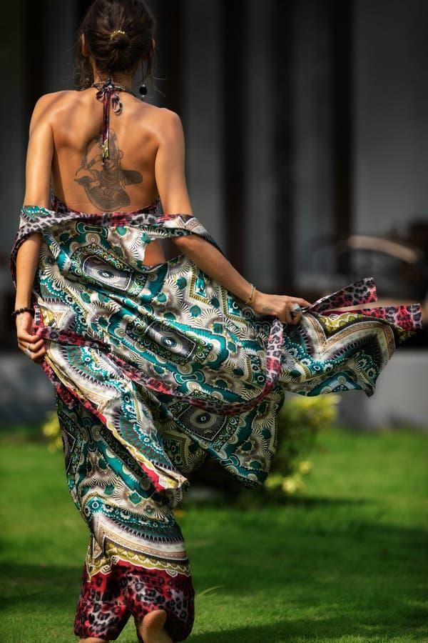 Boho ? moda da mulher da forma foto de stock royalty free